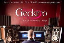 Communication Studio Geckito / Éléments graphiques de Studio Geckito