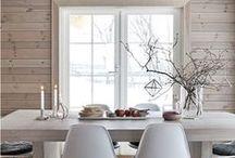 interior decoration/Scandinavian inspirations