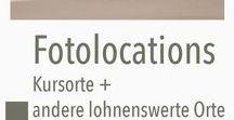Fotolocations / Die Fotoreisen von foto.kunst.kultur führen uns an verschiedene Orte. Hier findest Informationen über unsere Kursorte und anderen lohnenswerte Fotolocations.