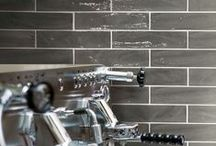 Subway/Metro Tiles / We have a wide range of the ubiquitous subway tile. They're so versatile and can bring a touch of class to any living space