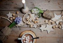 Jul och advent, egna projekt och bilder
