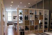Storage Solutions / Storage ideas.