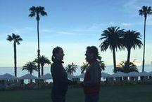 Santa Catalina Island, CA Destination Wedding / Bues + Greens + Ocean and Beach Inspired Ideas