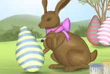 Easter / Anything to do with Easter.