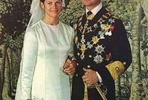 Carl Gustaf&Silvia marriage