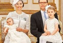 Oscar's christening