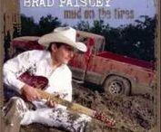Brad Paisley / Music by Brad Paisley.