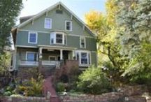 Manitou Springs lodging / by Manitou Springs