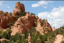 Garden of the Gods / Our favorite area park is a favorite of travelers who voted in the TripAdvisor Travelers' Choice Attractions poll. Garden of the Gods was voted number 2 nationwide and number 3 in the world! / by Manitou Springs