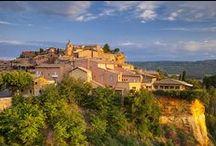 Provence, Alpes, Côte d'Azur / (Départements : Alpes de Haute Provence, Hautes Alpes, Alpes Maritimes, Bouches de Rhône, Var, Vaucluse) / by Scrap Voyages Nature