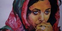 Paintings by me - sanjeevan / This board contains the paintings done by me