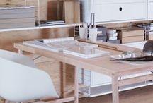 Espacios de trabajo ■ Work spaces