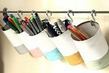 Todo organizado ■ Storage