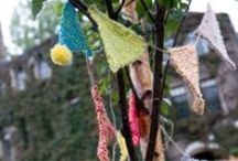 South Pennines creative spaces & places / Yarn, ribbons, making and doing and crafty stuff.