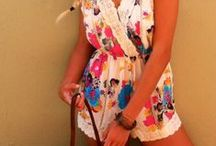 Styling for spring and summer 2014 / For the gypset girl, the best in fashion.