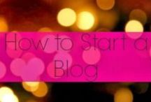 All Things Blogging / Helpful hints & ideas