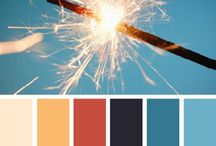 Colours / Colours for our home to make me smile and be happy