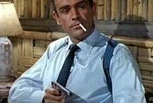 James Bond / by Marlene Cross