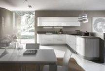 Modern olasz konyhabútor / olasz konyhabútor, modern stílus