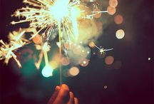 Sparkler Photography / Photography ideas using sparklers