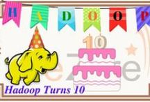 Big Data and Hadoop / A mish-mash of articles, infographics and images to bring the world of Big Data and Hadoop to you!