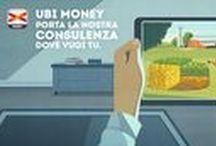 UBI Money - Ready to invest / Ready to invest è la funzione di UBI Money che permette ai clienti in consulenza di seguire online i propri investimenti. Con un vantaggio in più: ricevere nell'app e nell'internet banking i consigli di investimento. Pubblicità. Info e condizioni: https://www.ubibanca.com/ubi-money-ready-to-invest