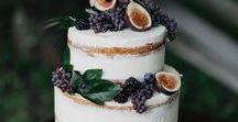 Naked Cakes -inspo