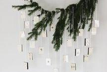 Calendari dell'Avvento / per 'trezziarsi' il Natale