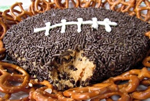 Football Food / by Cathy M