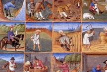 mestieri e botteghe - crafts and workshops in the Middle Ages 4
