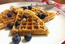 Breakfast - my favorite meal