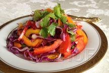 Salads, Beautiful Salads