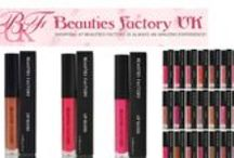 Lipstick / Lip Gloss / Lip liner / Our lip glosses are all Wholesale Make Up supplies. These are all genuine colors that we give to our customers. Try our lip glosses and you can see for yourself why we people have such selective number of lip-glosses. All of these products are equal in quality and are equally popular at sales.  http://www.beautiesfactory.co.uk/index.php?dispatch=categories.view&category_id=638