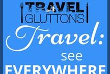 Travel: See Everywhere / How much of the world is worth seeing? We think all of it. So, travel and see everywhere.