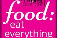 Food: Eat Everything / Bored with food? You won't be after you have a look at all this food that we think is worth eating.