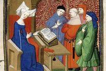 Christine de Pizan poessa nata a Venezia 1364. Poissy 1430