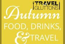 Autumn Food, Drinks, & Travel / Grab a comfy sweater, pour yourself a warm drink, and get into the autumn spirit with this board full of autumn food, drinks.