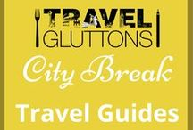 City Break Travel Guides / Travelling shouldn't be hard and with these city breaks they won't be. Learn where to eat, sleep, and have a good time in cities around the world.