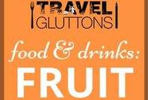 Food & Drinks: Fruit / Fruit Food and Drinks: Make sure you get your 5-a-day (with some veggies, of course)!