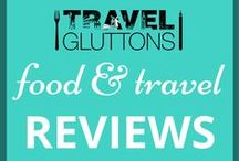 Food & Travel Reviews / Is that restaurant worth eating in? Is the cookbook worth buying? We give you our opinion in our food and travel reviews. If you would like to join this group board of food loving travellers, email us at info@travelgluttons.com along with your Pinterest user name. Please note that this is not a place to promote spam (we don't mean the food).