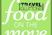 Food On the Move / Enjoy some of the best food and drinks around the world while on the move. Just because you are on the move doesn't mean you can't eat tasty things…