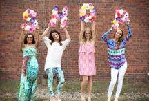 Spring 14 Lookbook / FrontDoorBoutique.com Spring Photoshoot
