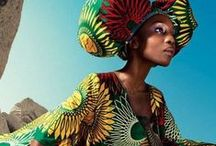 Inspiration:African fashion