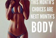 Fitness / Motivation, goals and achievements