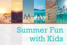 Summer Fun with the Kids! / Schools out - keep them entertained while they are out for the #summer!  / by SmartCal