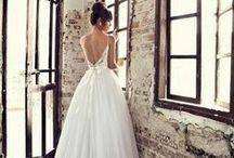 *Svadobné šaty*