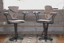 Stone seating - ideas