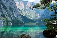 Let's hike to a lake somewhere