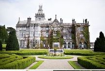 Wedding in a Castle / Inspirations and ideas for a castle wedding.