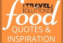 """Food Quotes & Inspiration / Julia Child had it right when she said, """"People who love to eat are always the best people."""" This board is full of even more great food quotes and plenty of inspiration."""